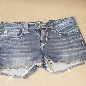 Big Star blue Jean shorts!